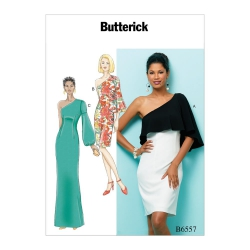 Wykrój Butterick B6557