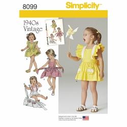 Wykrój Simplicity 8099