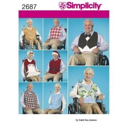 Wykrój Simplicity 2687