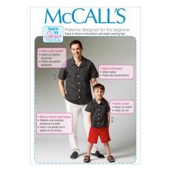 Wykrój McCall's M6972