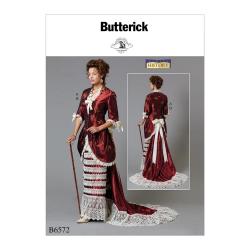 Wykrój Butterick B6572