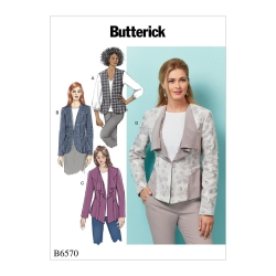 Wykrój Butterick B6570