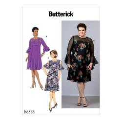 Wykrój Butterick B6588