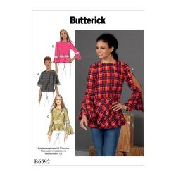Wykrój Butterick B6414