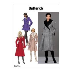 Wykrój Butterick B6604