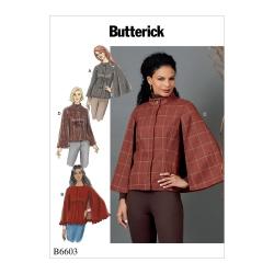 Wykrój Butterick B6603