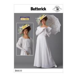 Wykrój Butterick B6610