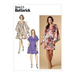 Wykrój Butterick B6623