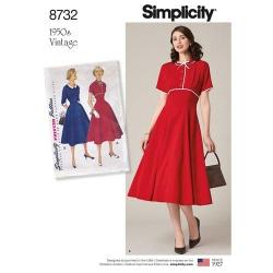 Wykrój Simplicity 8732