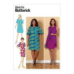 Wykrój Butterick B6656