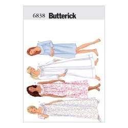Wykrój Butterick B6838