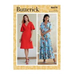 Wykrój Butterick B6678