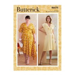 Wykrój Butterick B6675