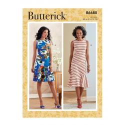 Wykrój Butterick B6680