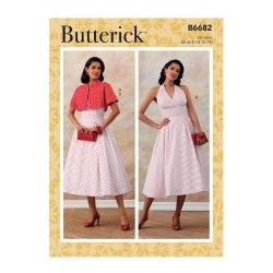 Wykrój Butterick B6682