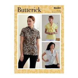 Wykrój Butterick B6684