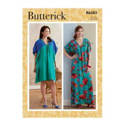 Wykrój Butterick B6683