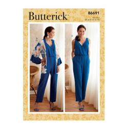 Wykrój Butterick B6691