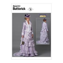 Wykrój Butterick B6692