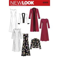Wykrój New Look N6305A