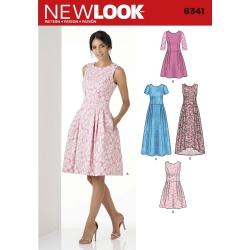 Wykrój New Look N6341A