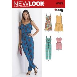 Wykrój New Look N6373A