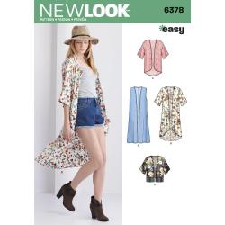 Wykrój New Look N6378A