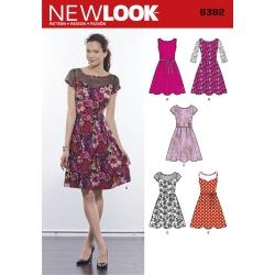 Wykrój New Look N6392A