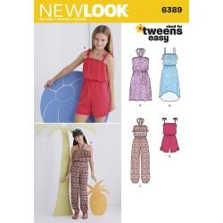 Wykrój New Look N6389A