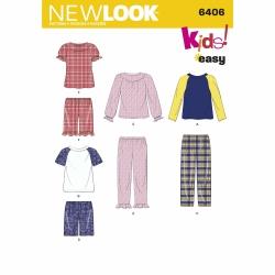 Wykrój New Look N6406A