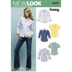 Wykrój New Look N6407A