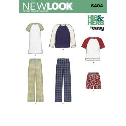 Wykrój New Look N6404A