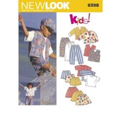 Wykrój New Look N6398A