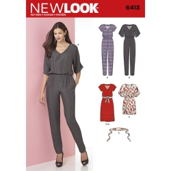 Wykrój New Look N6413A