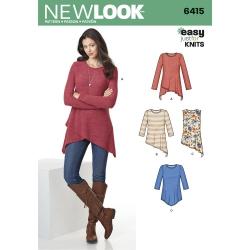 Wykrój New Look N6415A