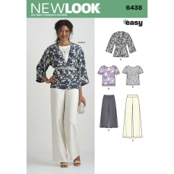 Wykrój New Look N6438A