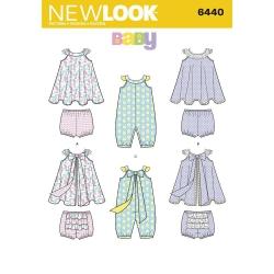 Wykrój New Look N6440A