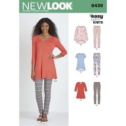 Wykrój New Look N6439A