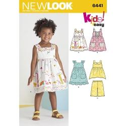 Wykrój New Look N6441A