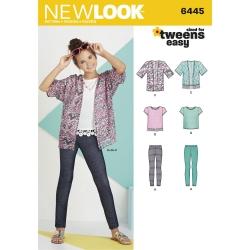 Wykrój New Look N6445A