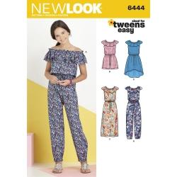 Wykrój New Look N6444A