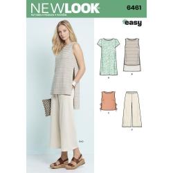 Wykrój New Look N6461A