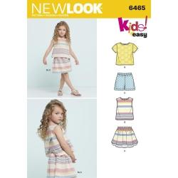 Wykrój New Look N6465A