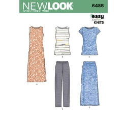 Wykrój New Look N6458A