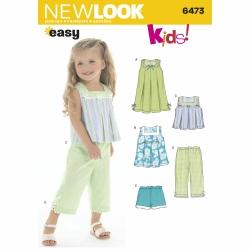 Wykrój New Look N6473A