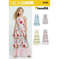 Wykrój New Look N6466A