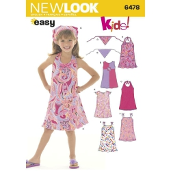 Wykrój New Look N6478A