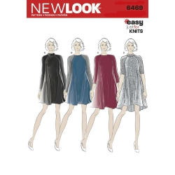 Wykrój New Look N6469A