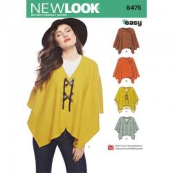 Wykrój New Look N6475A