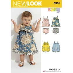 Wykrój New Look N6501A